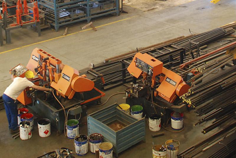 sierras CNC - Servicios Cestari